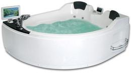 Акриловая ванна GEMY G9086 O R 170x133x76