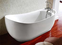 Акриловая ванна ABBER AB9214 170x85x80