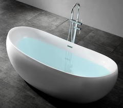 Акриловая ванна ABBER AB9236 170x80x64