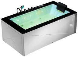 Акриловая ванна Gemy G9258 180x100 см