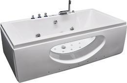 Акриловая ванна Grossman GR-18090 180x90 с гидромассажем