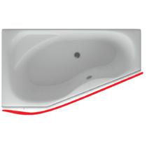 Карниз для ванны АКВАТЕК Медея 170x95