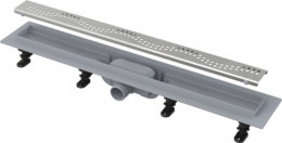 Душевой лоток AlcaPlast APZ8-950M Simple с решеткой и опорами