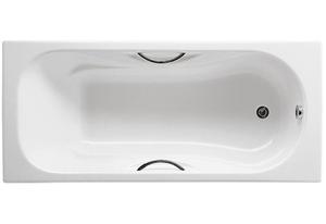 Чугунная ванна Roca Malibu 170x75 2309G000R