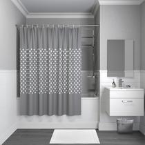 Шторка для ванной комнаты IDDIS Basic B44P224i11