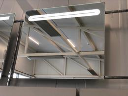 зеркало G-GRAND Торренс 013 400*800 с подсветкой