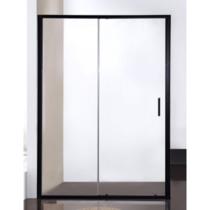 Душевая дверь в нишу BRAVAT BLACKLINE BD120.4101B 120 см