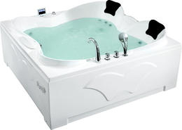 Акриловая ванна Gemy G9089 O R 187x187x85