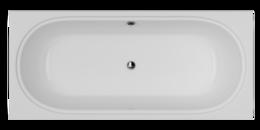 Акриловая ванна Am.pm Bliss L W53A-180-080W-ARB 180x80 см