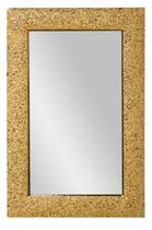 Зеркало Boheme Aura с подсветкой золото 536