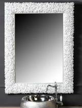 Зеркало Boheme Rose белый 549