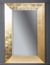 Зеркало Boheme Chelsea с подсветкой золото поталь 560