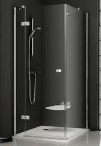 Боковая часть Ravak SmartLine SMPS-100 9SPA0A00Z1 Transparent профиль хром правый