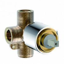 Скрытая часть Bravat D999CP-RUS для смесителя 1-функциональная