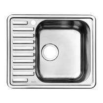 Мойка кухонная IDDIS Strit хром глянцевый STR58PRi77