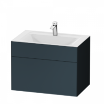 Am.pm INSPIRE 2.0 M50AFHX0803GM тумба под раковину 80 см графит матовый