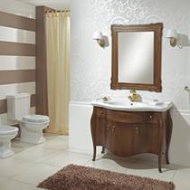 Зеркало Cezares 79x100 Noce Firenze FIR01.01.103