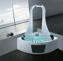 Акриловая ванна Gemy G9069 K 151x151x220