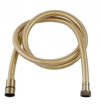 Душевой шланг PVC 150 см, бронза Cezares  CZR-FD-GLIT-150-02