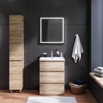 Комплект мебели для ванной комнаты AM.PM Gem S  BK91GC