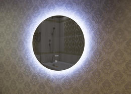 Зеркало DETO C-50 с подсветкой