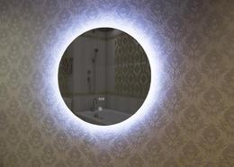 Зеркало DETO C-60 с подсветкой