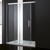 Душевая дверь Cezares PREMIER-SOFT-W-BF-1-120-C-Cr-IV