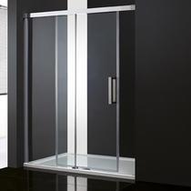 Душевая дверь Cezares PREMIER-SOFT-W-BF-1-150-C-Cr-IV