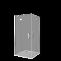 Душевой уголок Good Door SATURN CR-100-C-CH 100x100 стекло прозрачное