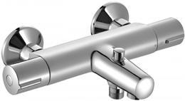 Смеситель для ванны  Jacob Delafon JULY E45714-CP термостатический