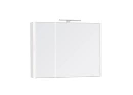 Зеркальный шкаф Roca Enta 7857304806 80 см белый