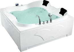 Акриловая ванна Gemy G9089 K R 187x187x85