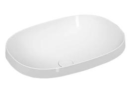 Раковина Vitra Frame 5652B403-0016  56cm-цвет белый