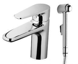 Смеситель Am.Pm Inspire F5004000 для раковины с гигиеническим душем