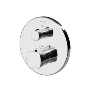 Смеситель Am.pm Spirit 2.1 F71A85500 для душа с термостатом 2 режима