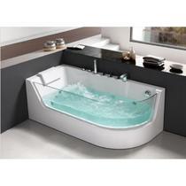 Акриловая ванна Grossman GR-17000 L 170x80
