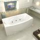 Панель фронтальная для ванны Bas Фиеста 195