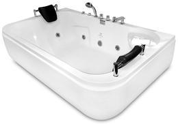 Акриловая ванна Gemy G9085 B L 180x116 см