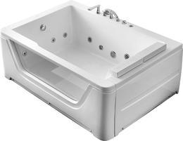 Акриловая ванна Gemy G9226 B 172x121 см