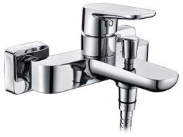 Смеситель для ванны и душа, хром Cezares GRACE-C-VD-01