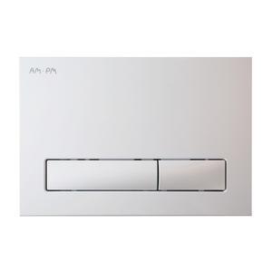 Кнопка смыва Am.Pm I014101 для инсталляции белая