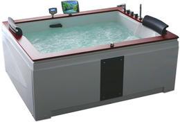 Акриловая ванна Gemy G9052 II O R 186x151x82