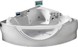 Акриловая ванна GEMY G9025 II O 155x155x70