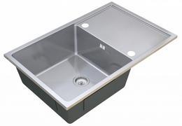 Мойка кухонная Zorg Steel Hammer ONIX SH R 7850