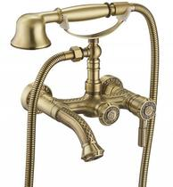 Смеситель  Zorg Antic A 200W-BR для ванны и душа