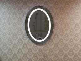 Зеркало DETO O-60 с подсветкой