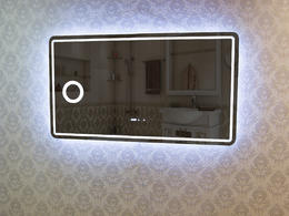 Зеркало DETO Z-110 с подсветкой