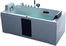 Акриловая ванна Gemy G9066 II O L 171x86x83