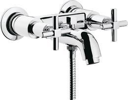 Смеситель VitrA Juno A40868EXP  для ванны и душа
