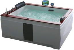 Акриловая ванна Gemy G9052 II O L 186x151x82